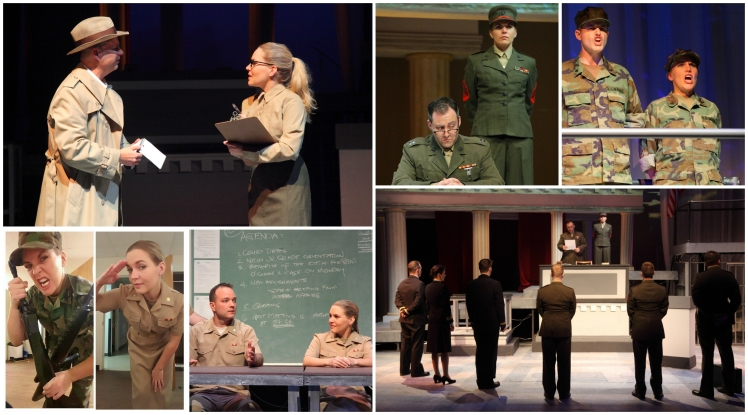 A Few Good Men Keyano Theatre Fort McMurray 2015