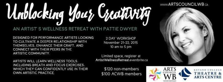 Pattie Dwyer Fort McMurray Fridhed Arts